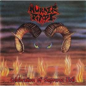 Murder Rape - Celebration Of Supreme Evil - Cd