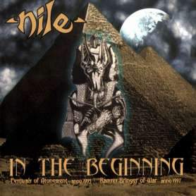 NILE - In The Beginning - Cd