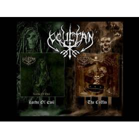 OCULTAN - Lords Of Evil + The Coffin  - Cd