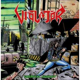 VIOLATOR - Chemical assault