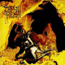 SEPTIC FLESH - Mystic Places Of Dawn - Cd Slipcase Deluxe