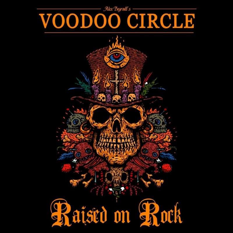 Voodoo Circle - Raised On Rock - Cd