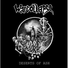 WARCOLLAPSE - Deserts Of Ash - Cd Digipack