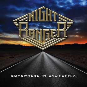 NIGHT RANGER - Somewhere...