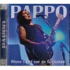 PAPPO - Blues en el sur de la ciudad - Cd