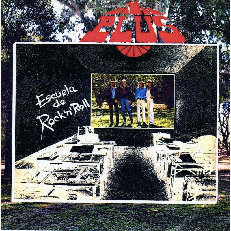 PLUS - Escuela de Rock N Roll - Cd