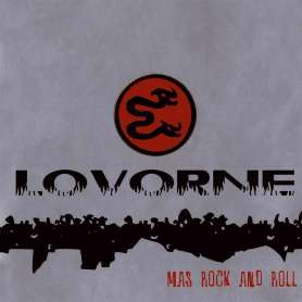LOVORNE - Mas rock and roll - Cd
