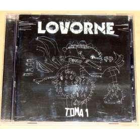 LOVORNE - Toma 1 - Cd