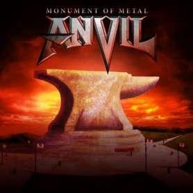 ANVIL Monument of metal