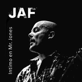 JAF - Intimo en MJ Pub - CD + DVD