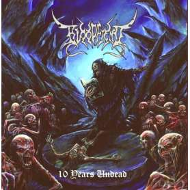 BLOODFIEND - 10 Years Undead - Cd