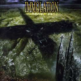 Immolation - Unholy Cult - Cd