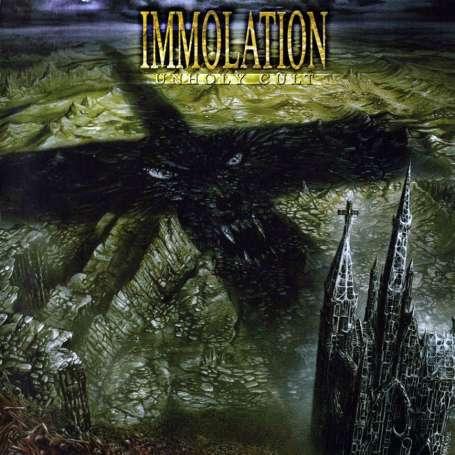 IMMOLATION - Unholy Cult - Cd