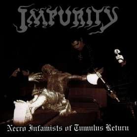 IMPURITY - Necro Infamists...