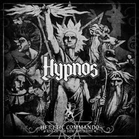HYPNOS - Heretic Commando - Rise Of The New Antikrist - Cd