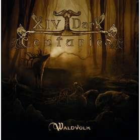 Xiv Dark Centuries - Waldvolk - Cd