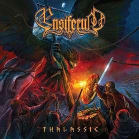 ENSIFERUM - Thalassic - Cd Slipcase Deluxe