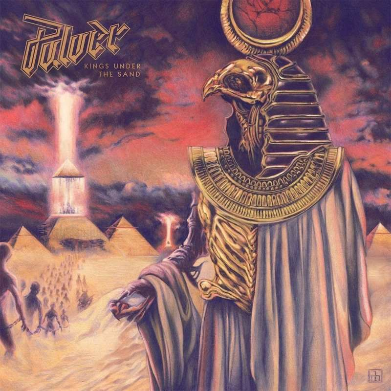 PULVER - LP - kings under the sand