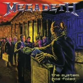 MEGADETH  - The System Has...