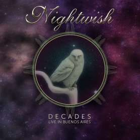 Nightwish Decades (live In Buenos Aires) - 2Cd Digipack