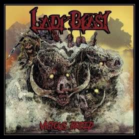 Lady Beast - Lp - Vicious Breed