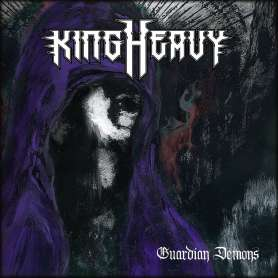 KING HEAVY - LP -  Guardian...