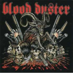 BLOOD DUSTER - Lyden Na - Vinilo - Doble LP)