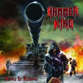 HAMMER KING - LP - King is rising