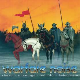 Various Warfare Noise - Cd Slipcase Deluxe
