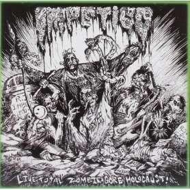 Impetigo - Live Total Zombie Gore Holocaust - Cd