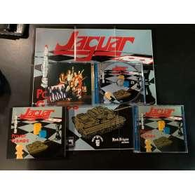 Jaguar - Power Games - Cd  ( Slipcase + Poster ) Deluxe