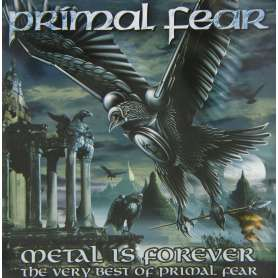 PRIMAL FEAR  - Metal Is Forever Best Of... - 2cd