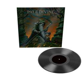 PALE DIVINE  - Consequence Of Time - Lp