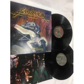 SARCOFAGO - LP - Decade of decay