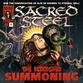 SACRED STEEL  - The Bloodshed Summoning - Cd