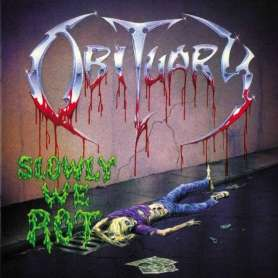 Obituary - Slowly We Rot - Cd ( Remaster)