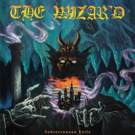 The Wizar'd- Subterranean Exile - Cd