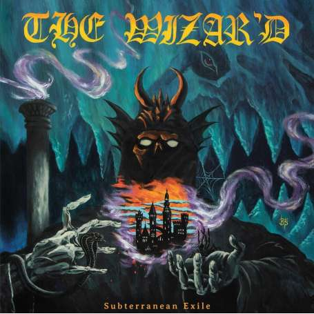 The Wizar'd- Subterranean Exile - Cd
