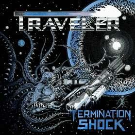 TRAVELER  - Termination Shock - VINILO