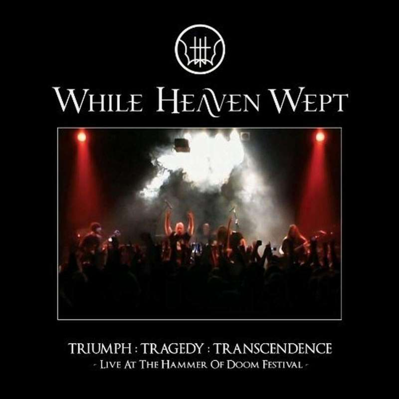 While Heaven Wept - Triumph: Tragedy: Trascendance - Cd/dvd