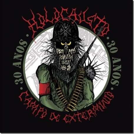 Holocausto - Campo De Exterminio - 30 Años ( Cd Digipack )