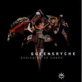 Queensryche - Dedicated To Chaos - Cd