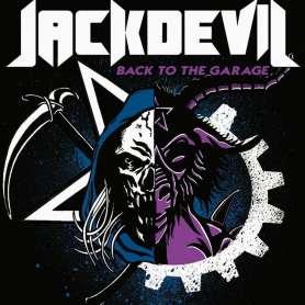 JACKDEVIL  - Back To Garage ( Digipack )