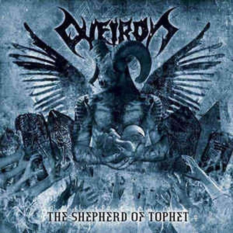 QUEIRON – The Shepherd of Tophet - Cd digipack