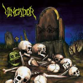 VINGADOR - Dark Side - Cd