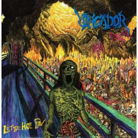 Vingador - Let The Hate Flow - 2 Cd Digipack