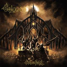 Vulcano - Eye In Hell - Cd