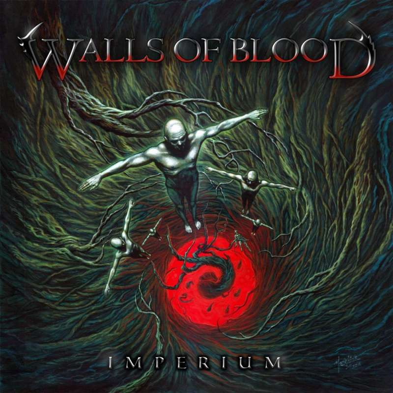Walls Of Blood - Imperium - Cd