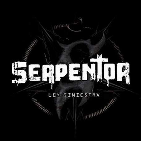 SERPENTOR - Ley siniestra - Cd [ep]