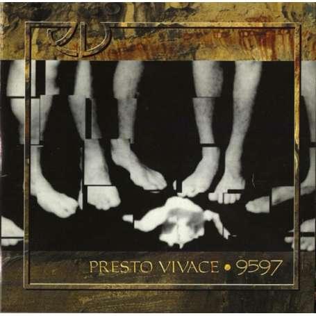 PRESTO VIVACE - 9597 - Cd